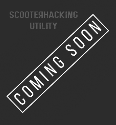ScooterHacking Utility by Lothean